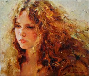 M. & I. Garmash - Golden Fall