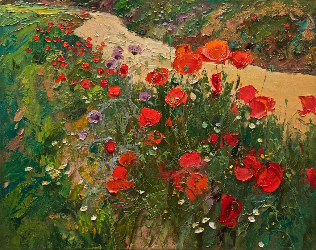 ramon vilanova original painting