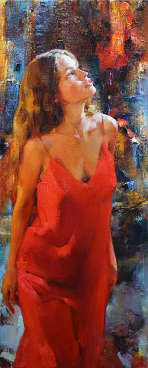 M. & I. Garmash - M & I Garmash Original Painting