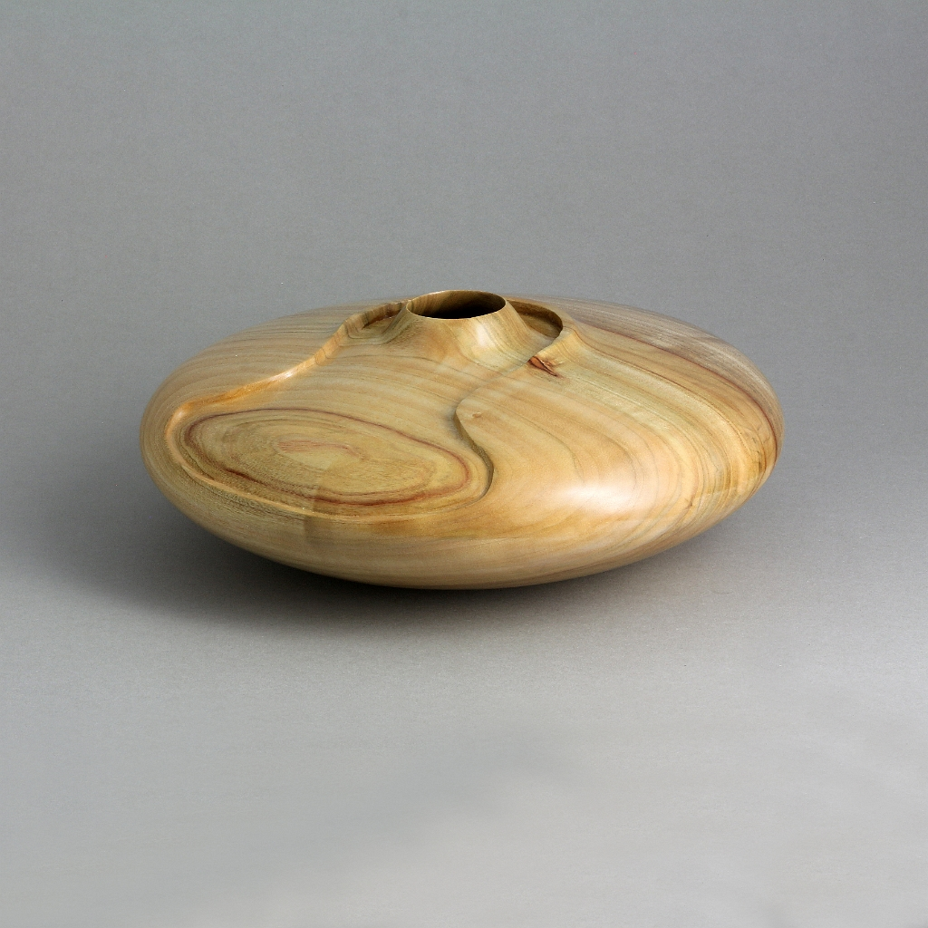 Large Camphor Hollow Form