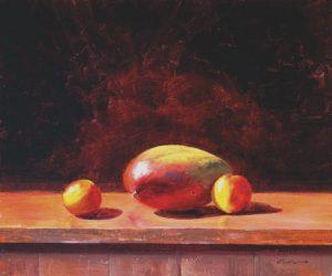 Matthew Cutter - Mango & Nectarines