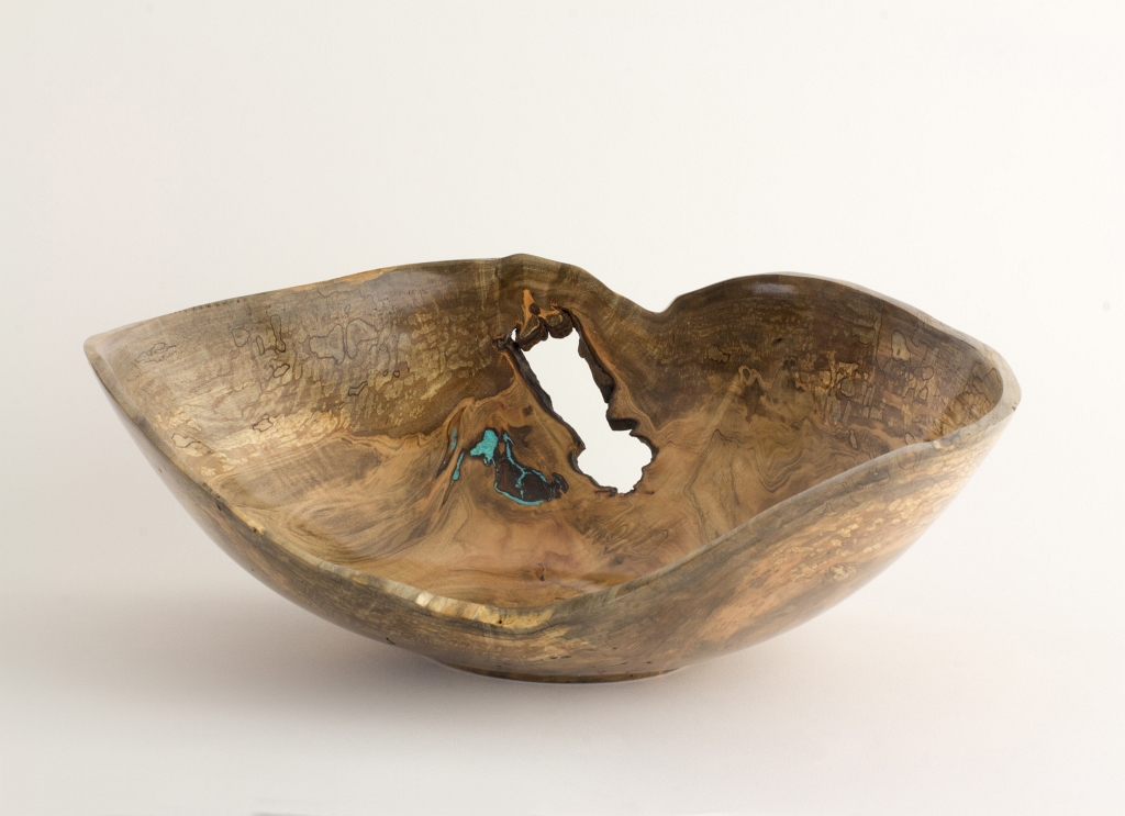mark wood, wood turning, wood bowls, vases and hollow forms.