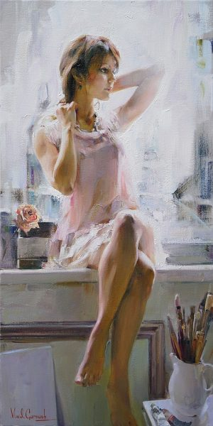 M. & I. Garmash - Morning at the Art Studio