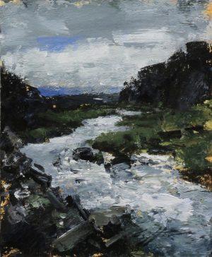 Matthew Cutter - Mountain Stream