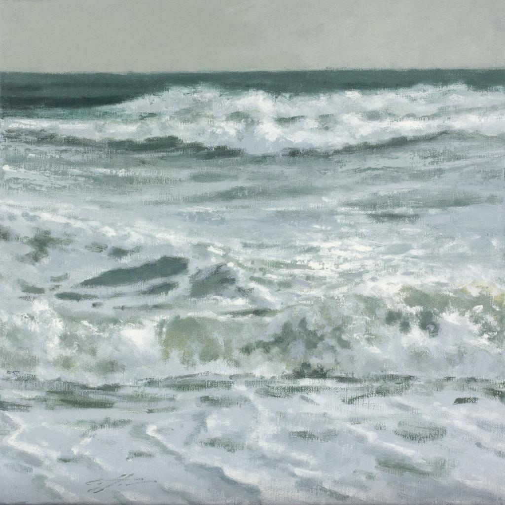 matthew j cutter original oil painting