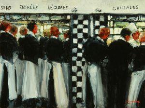 Stephen Shortridge - Order's Up