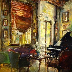 Stephen Shortridge - Palazzo Music Room