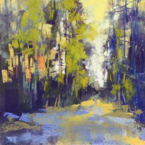 Lyn Asselta - Lyn Asselta Original Pastel painting