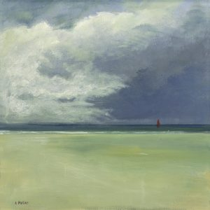 Anne Packard - Red Sail