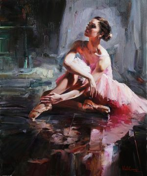 M. & I. Garmash - Reflection