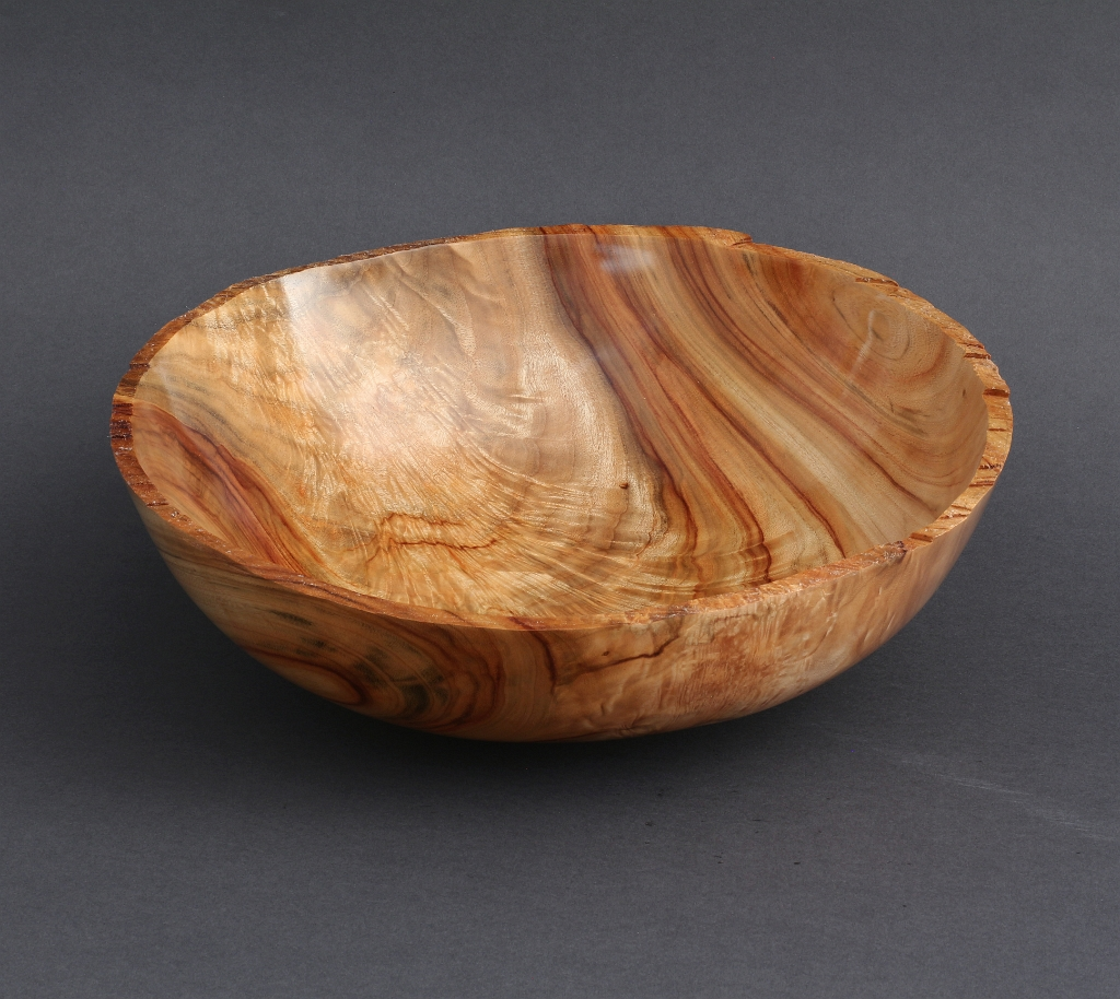 Rough Edge Camphor Bowl