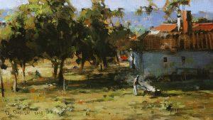 Dmitri Danish - Rural Landscape