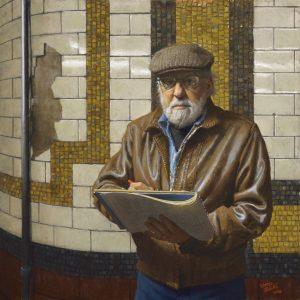 Daniel Greene - Self Portrait