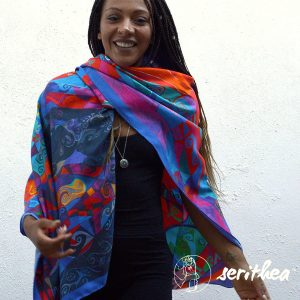 Serithea Silk Scarves