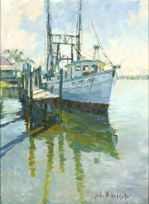John Michael Carter - Shrimpboat