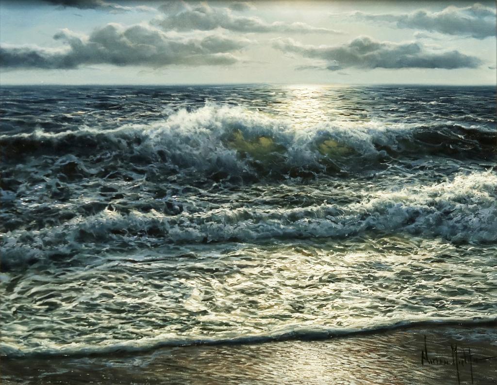 navarro seascape artist
