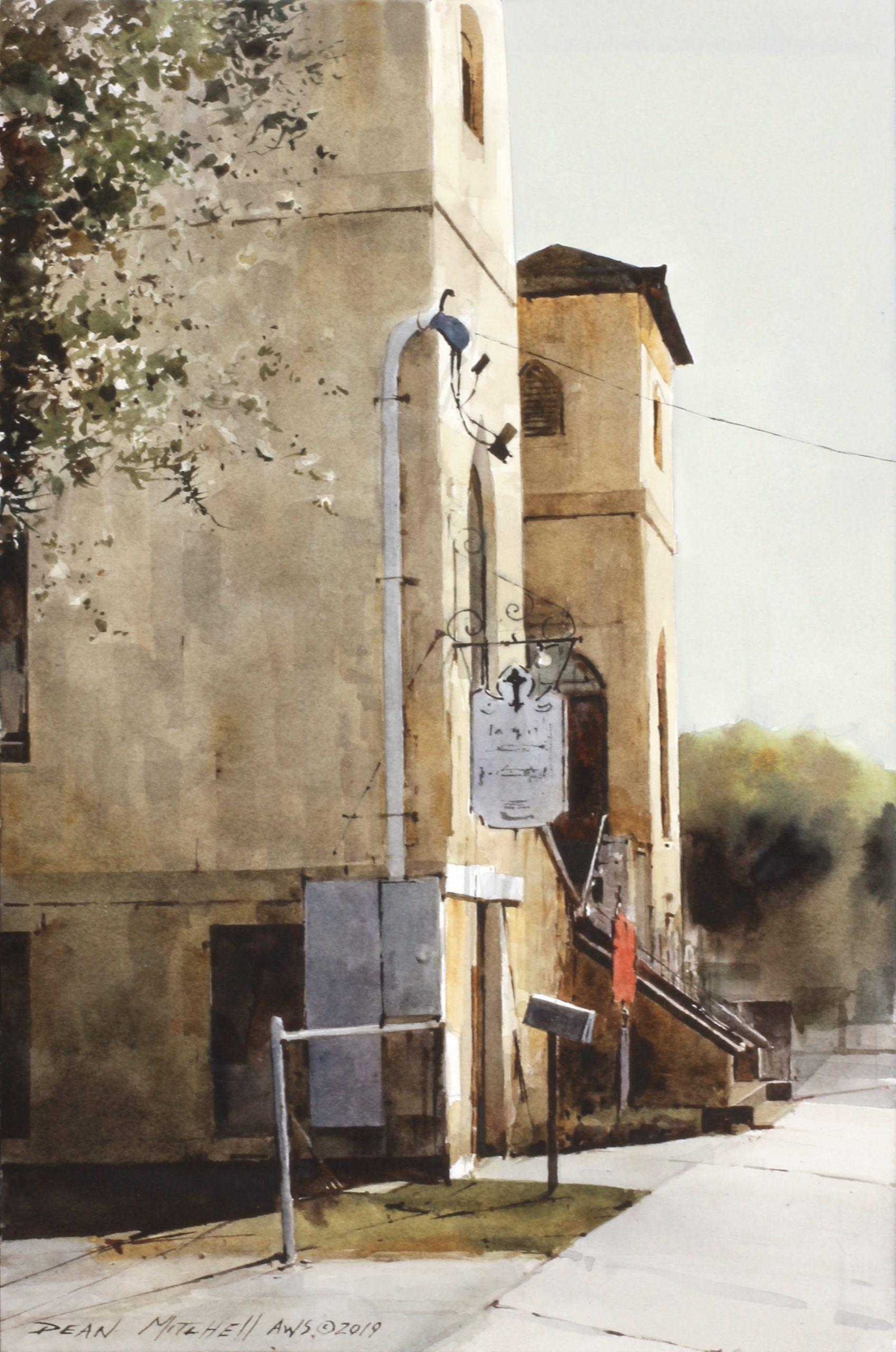 dean mitchell original painting