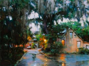 Dmitri Danish - St. Augustine in May