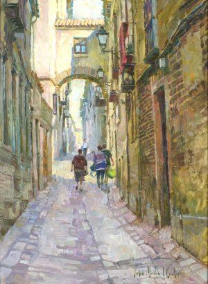John Michael Carter - Strolling in Toledo