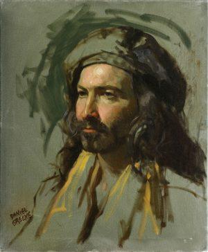 Daniel Greene - The Artist Alexey Steele