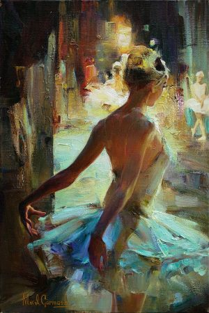 M. & I. Garmash - The Entrance