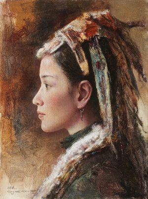 Tang Wei Min - The Silk Road VI
