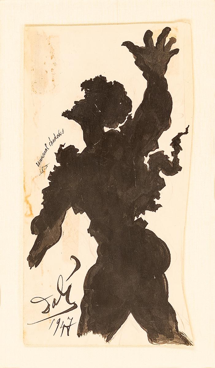 Salvador Dali Original