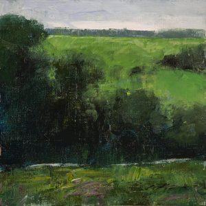 Matthew Cutter - View to the Creek
