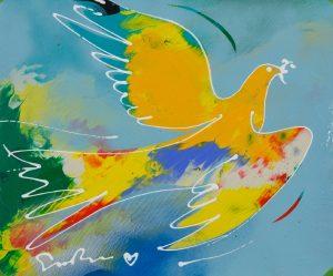 Simon Bull - Wings of Peace III