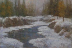 Matthew Cutter - Winter Brook