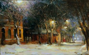 Dmitri Danish - dmitri danish original painting