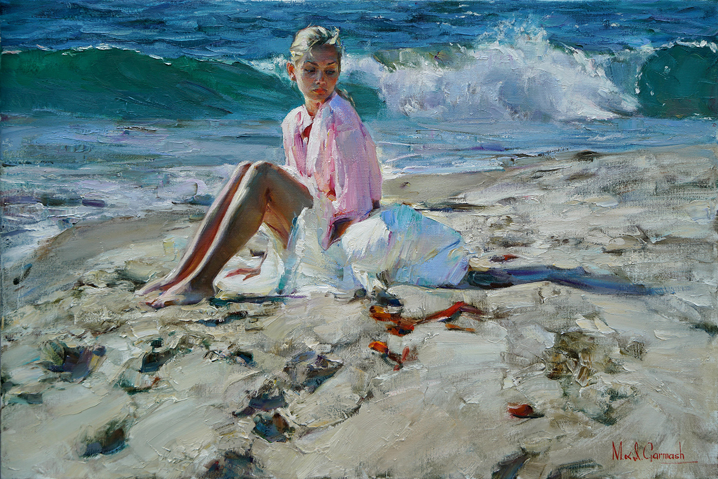 M and I Garmash