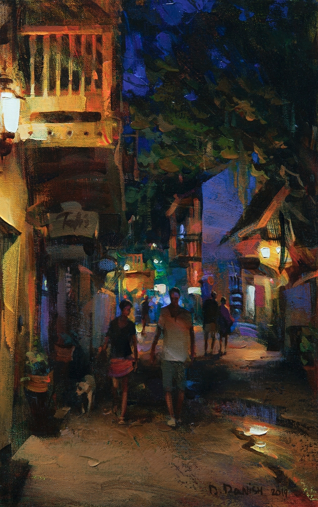 Night Street, St.Augustine