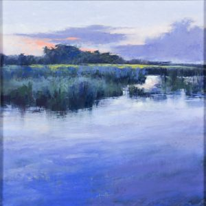 Lyn Asselta - Blue Marsh Morning