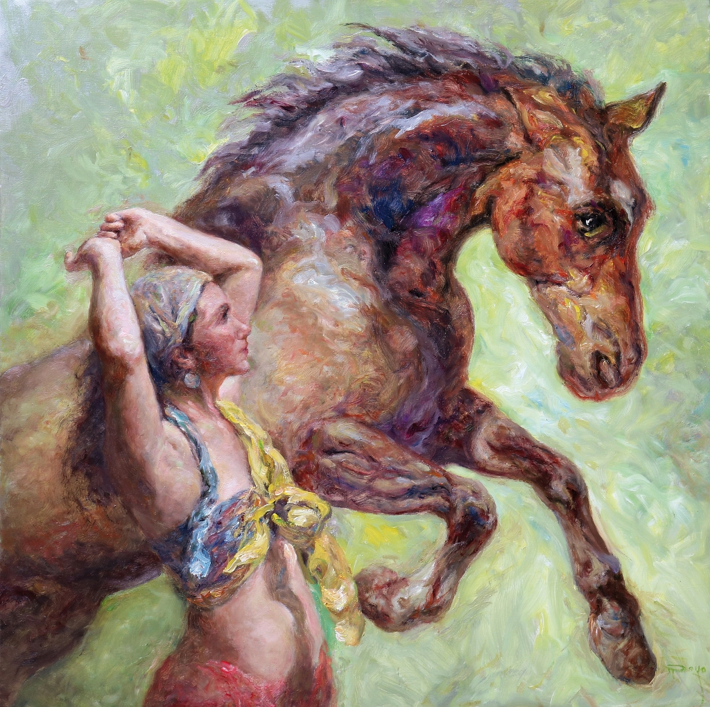 Royo, Jose Royo, Royo Art, Royo original Paintings, Royo Prints, Royo Limited editions, Royo serigraph