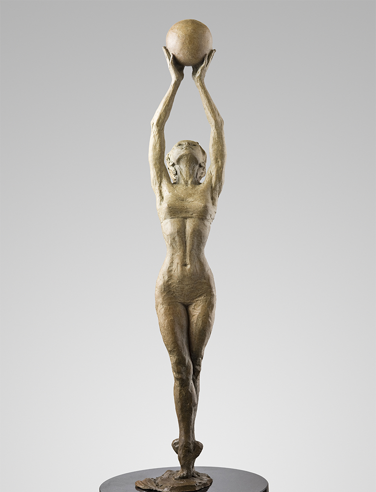 Paige Bradley Bronze Sculpture