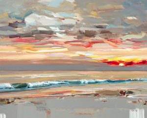 Josef Kote - Colorful Sky