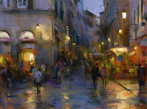 Dmitri Danish - dmitri danish limited edition giclee