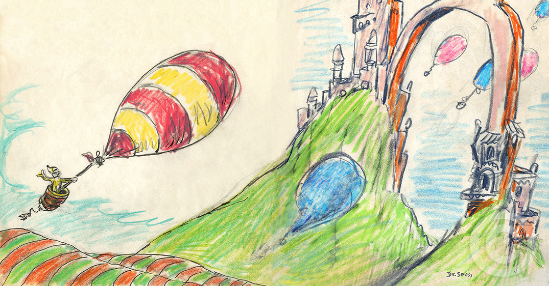 The Art of Dr. Seuss
