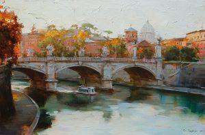 Dmitri Danish - Rome