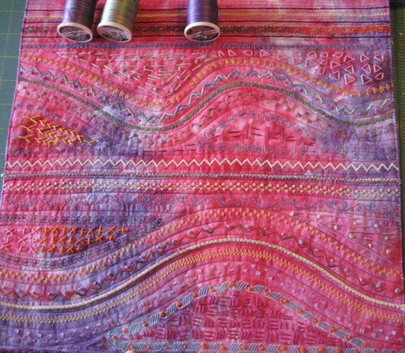 Colette Stupendous Stitching