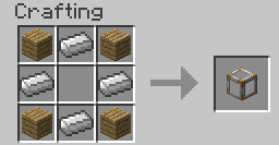 machine frame minecraft