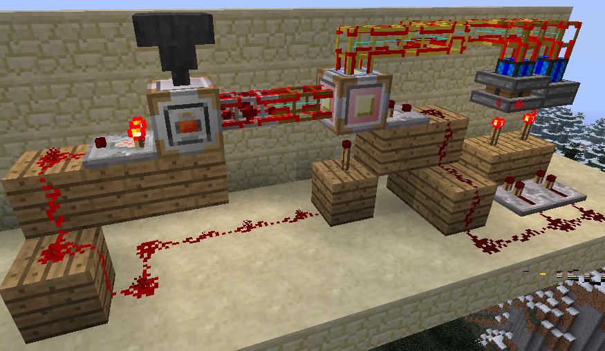 minecraft how to build a hopper