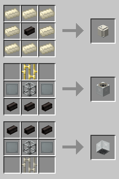Fluid machine recipes