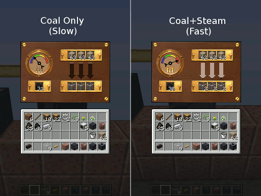 Power Advantage: Power Systems Mod and API for Minecraft 1 9