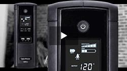 BRG1500AVRLCD UPS System video