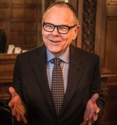 Don Tapscott, author, consultant and co-founder of the Muskoka Group (Source: Don Tapscott)