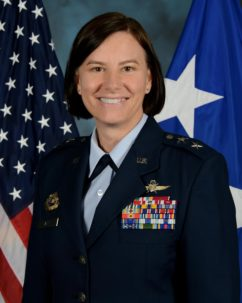 DISA's Maj. Gen. Sarah Zabel discussed cyber intelligence and threat information sharing