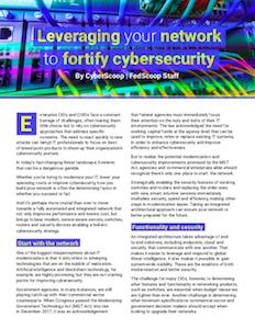 CyberScoop report on network cybersecurity