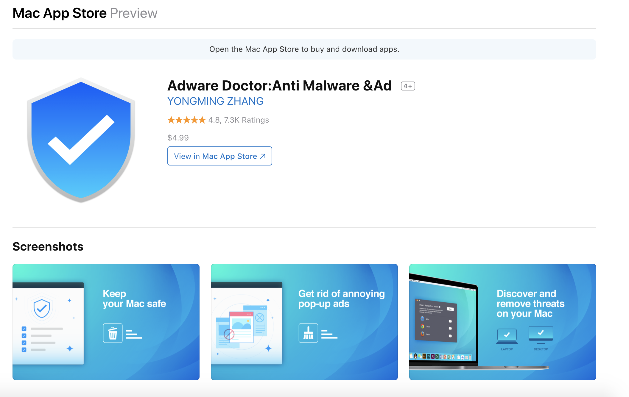 Grossing Mac App Store app steals users' browser histories